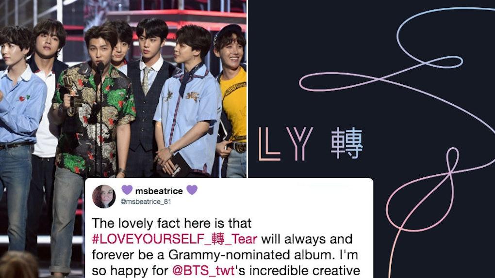 What Is The Grammy For Best Recording Package Bts Nomination Was A Surprise To Fans