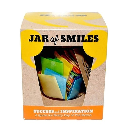 Smiles by Julie: Success And Inspiration in a Jar
