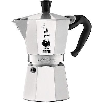 The Original Bialetti Moka Express Coffee Maker
