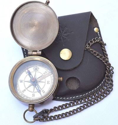 NEOVIVID Engravable Compass