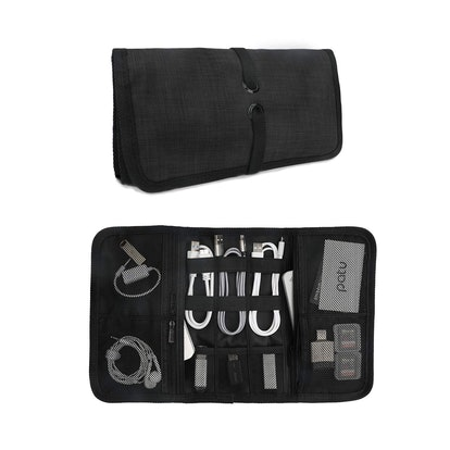 Patu Roll-Up Folding Travel Organizer Case
