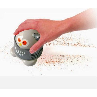VesipaFly Mini Owl Desk Vacuum