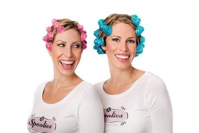 Original Spoolies Hair Curlers