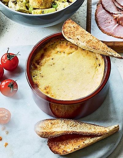 Cornish Cruncher & Cider Cheesebake