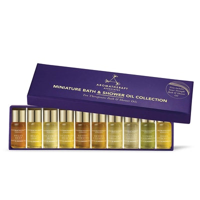 Aromatherapy Associates Bath and Shower Oil Collection (Set of 10)