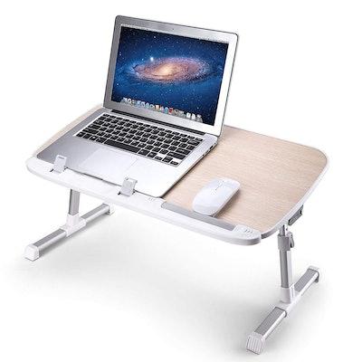 AboveTEK Folding Laptop Table