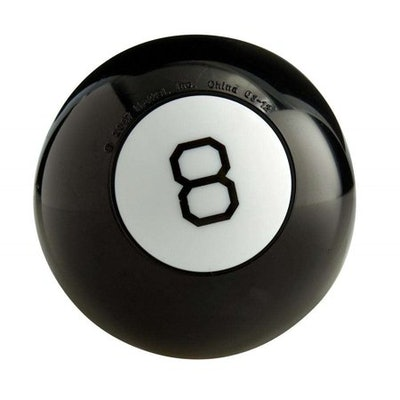 Magic 8 Ball Classic Fortune-Telling Novelty Toy