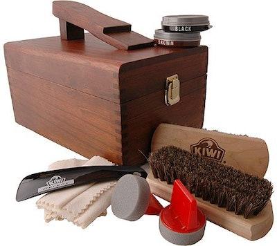 Kiwi Select Shoe Care Valet