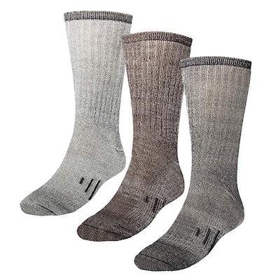 DG Hill Thermal Merino Wool Crew Socks