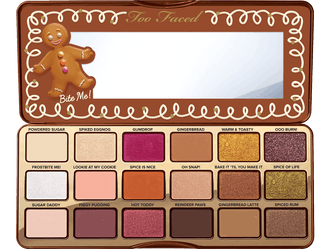 Gingerbread Spice Eyeshadow Palette
