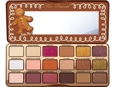 Gingerbread Spice Eyeshadow Palette
