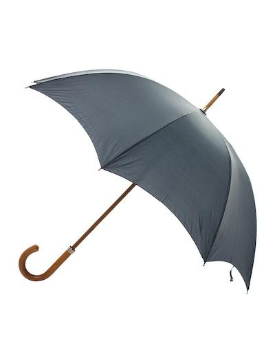 Hermès Nylon Gold Umbrella