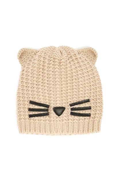 Cat Whisker Beanie