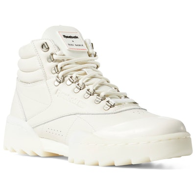 Freestyle Hi Nova Ripple in White