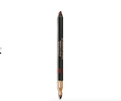 Le Crayon Lèvres Precision Lip Definer in Rouge Noir Vamp