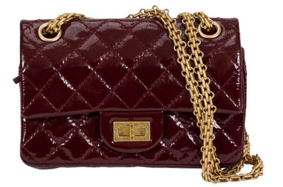 Chanel Mini Reissue Double Flap Purse
