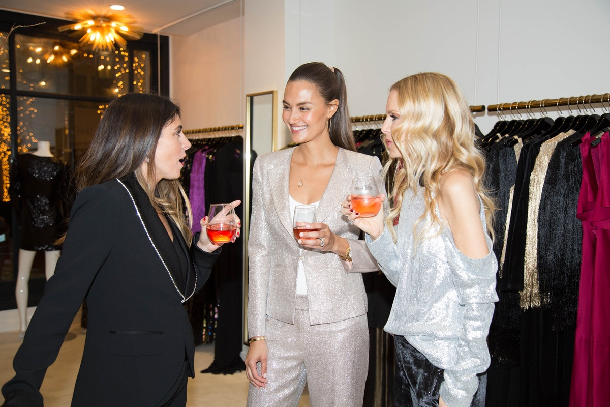 Jamie-Lynn Sigler, Anne Marie Kortright, & Rachel Zoe's Event For The Tisch MS Research Center Drew A Very Stylish Crowd
