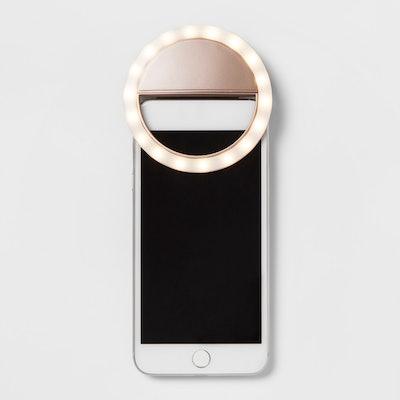 Cell Phone Selfie Light