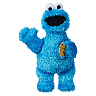 Feed Me Cookie Monster