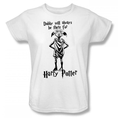"""Dobby Will Always Be There"" T-Shirt"