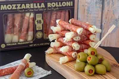 Mozzarella Rolloni