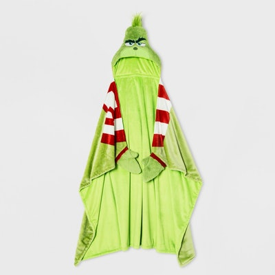 Dr. Seuss The Grinch Blanket