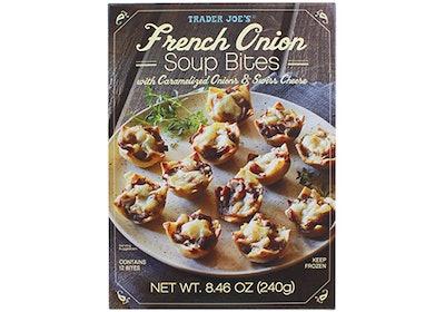 French Onion Soup Bites