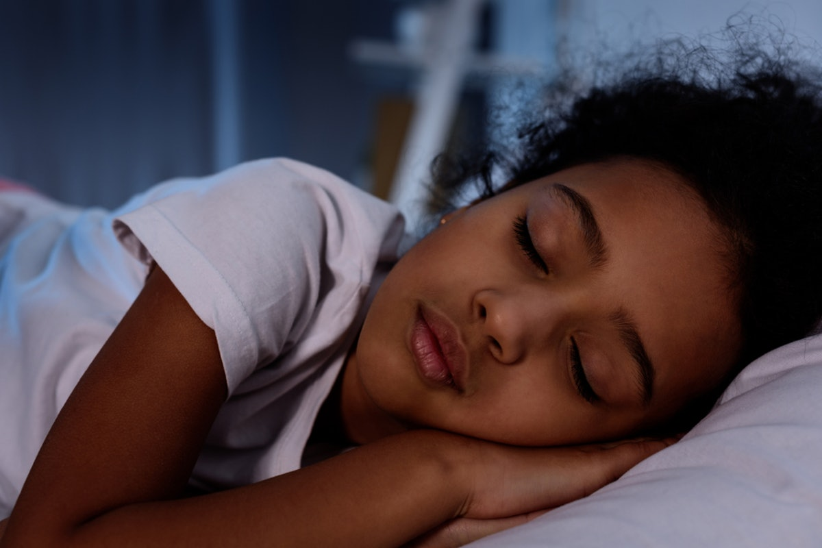 Kids With Regular Bedtimes May Be Healthier As Teens, According To New Research