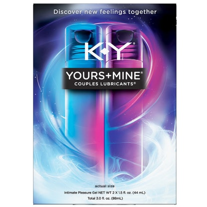 Yours + Mine Couples Lubricants