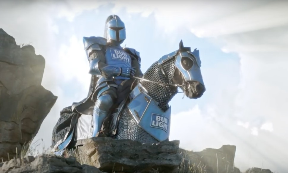Who plays the bud knight the voice behind this bud light character who plays the bud knight the voice behind this bud light character is a true mystery mozeypictures Images