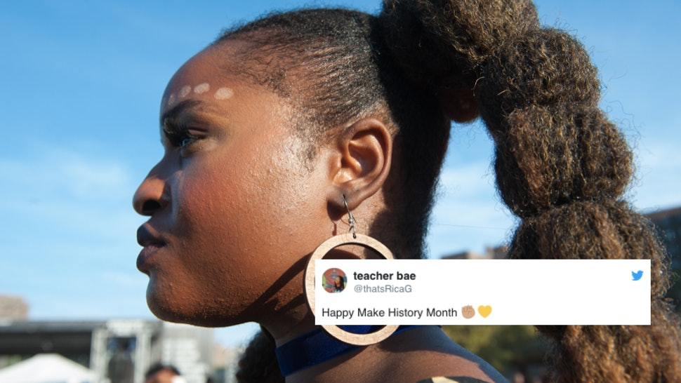 """dbcf28109e5 How 15 Millennials Celebrate Black History Month 2018, From Watching """"Black  Panther"""" To Being """"Unapologetically Black"""""""