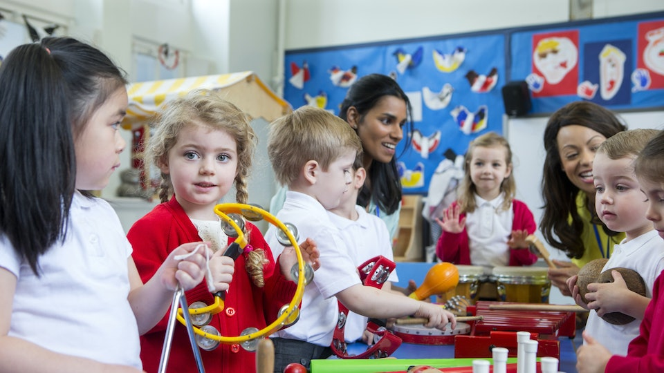 Study High Quality Early Education >> Kids Who Attend Early Childhood Education Are More Likely To Get A