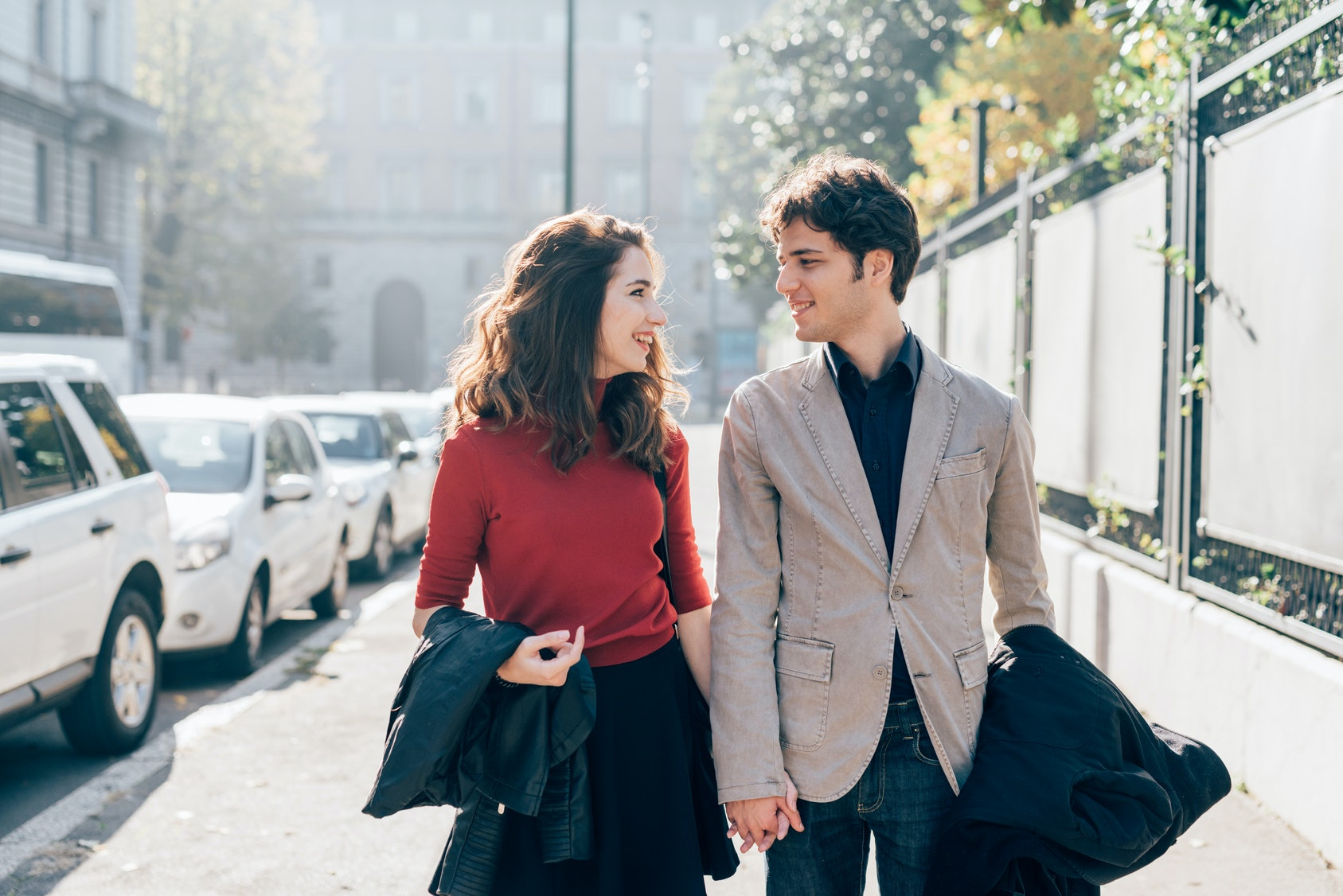 Online dating first date nerves in the body