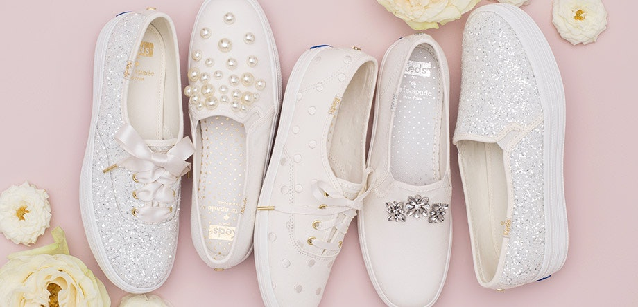 Keds x Kate Spade Wedding Shoes Are The