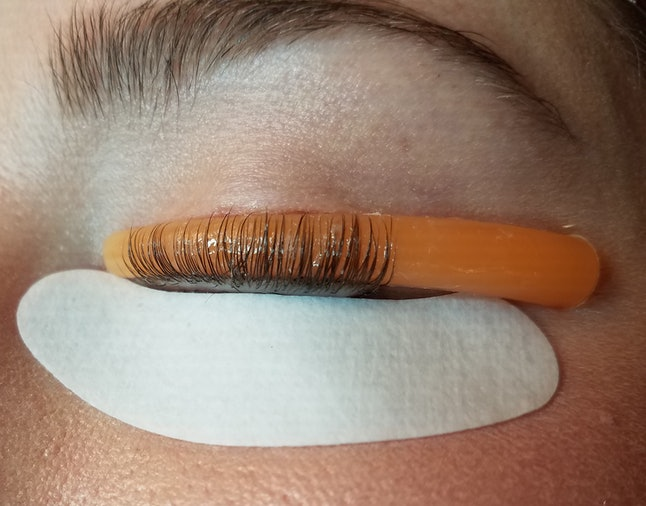 I Got An Eyelash Perm My Lash Game Has Never Been Stronger