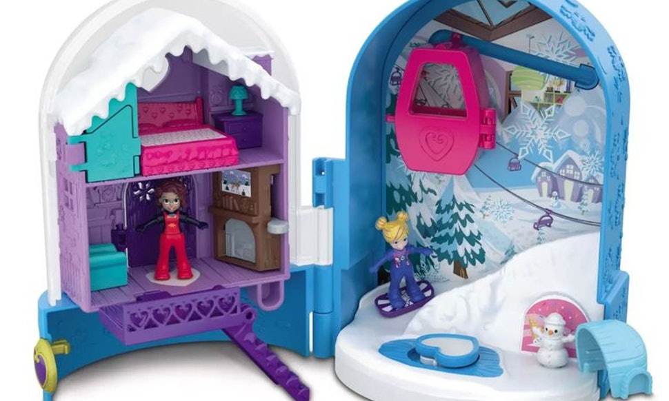 Polly Pocket Compacts Are Coming Back In 2018 & They're Every Bit As on