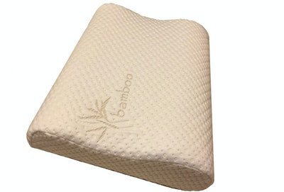 Perform Pillow Thin Profile Memory Foam Neck Pillow