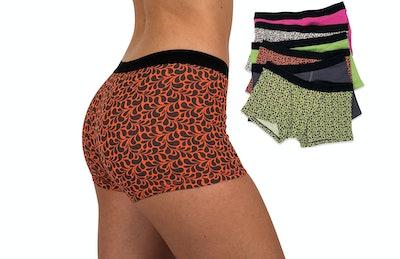 Sexy Basics Modern Active Boy Shorts