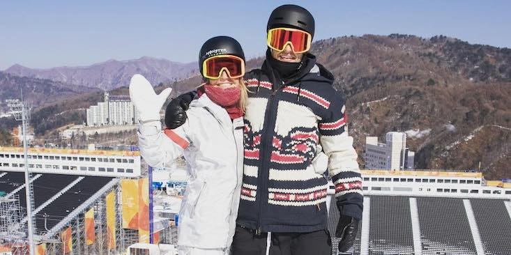 snowboard dating leeteuk Kang Sora dating