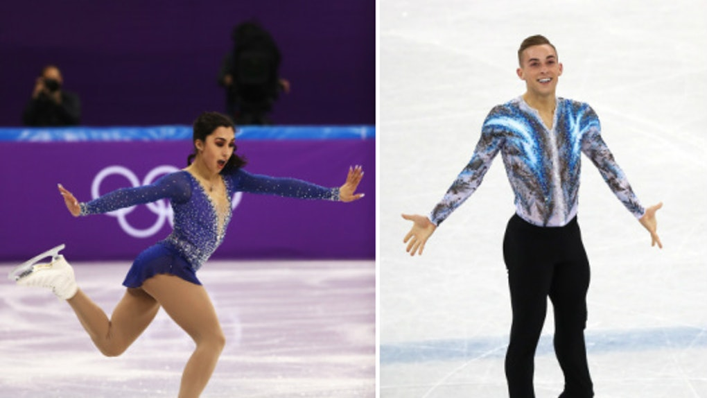 The 2018 Olympic Figure Skating Costumes Look Like They Came Straight Out  Of  I 560d1b837