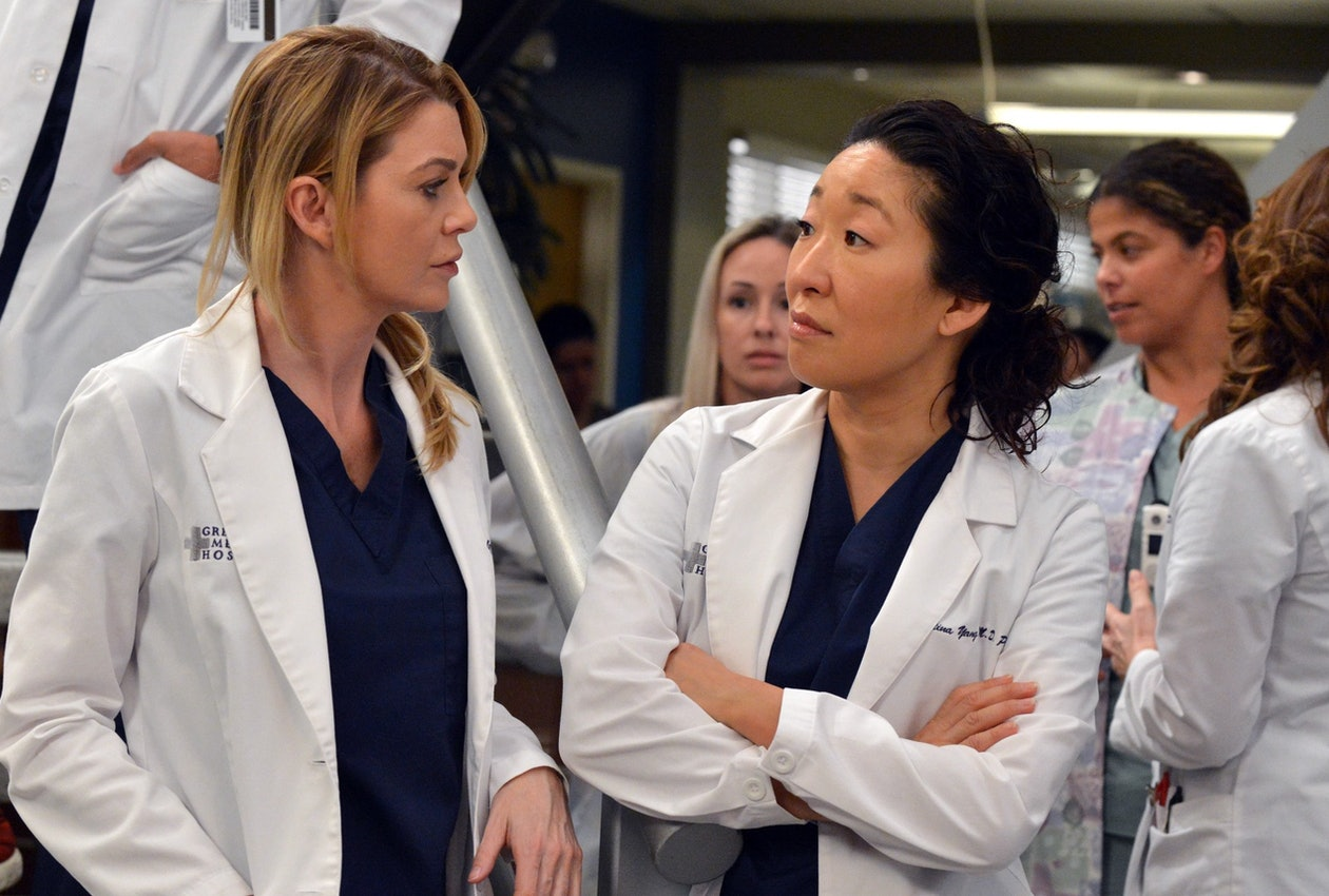 Take This \'Grey\'s Anatomy\' Trivia With Your Person