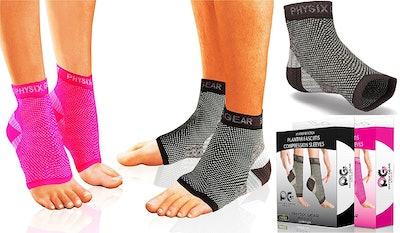 Physix Gear Sport Plantar Fascitiis Socks