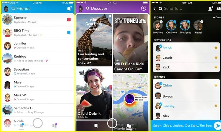 How To Find Your Friends' Snapchat Stories On The New