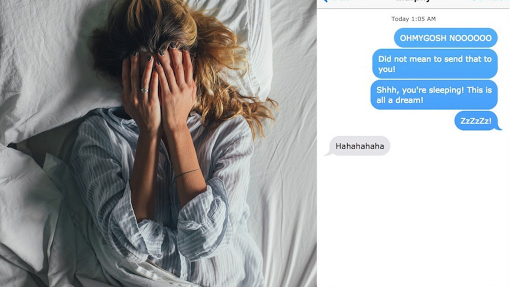 What To Do When You Text Something Embarrassing To Your Crush & Want To  Fall Into A Volcano