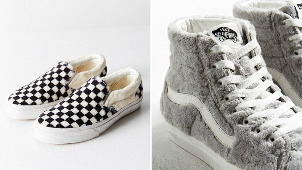 0a0a219084 Where To Buy Vans Sherpa Sneakers
