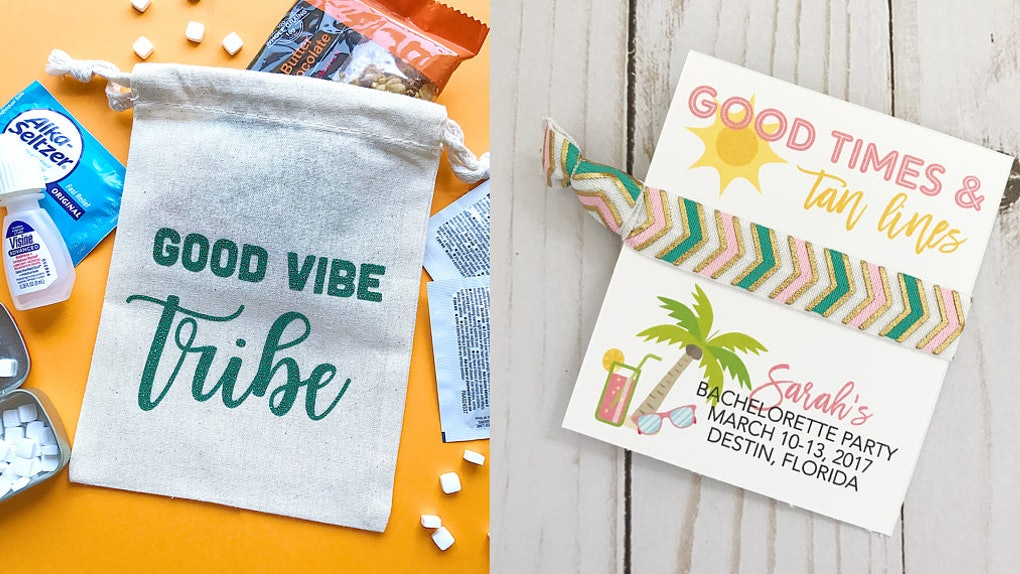 7 Bachelorette Party Goo Bags Your Bride Tribe Will Flip Over
