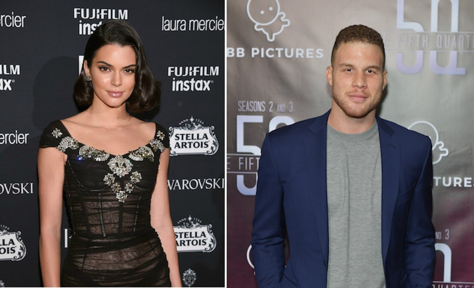 Is kendall jenner dating blake