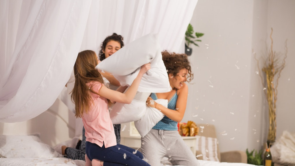 7 Adult Sleepover Party Ideas That Are Seriously Kick-ass