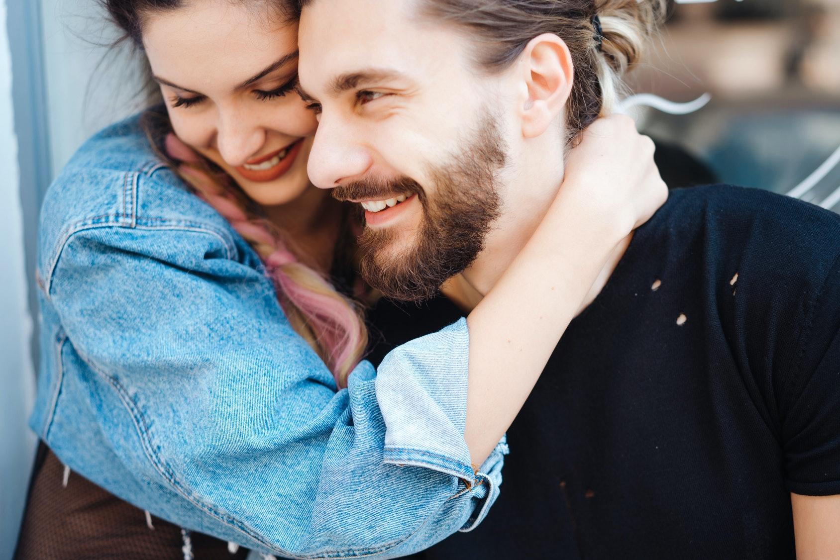 Cougar life dating pics men beards