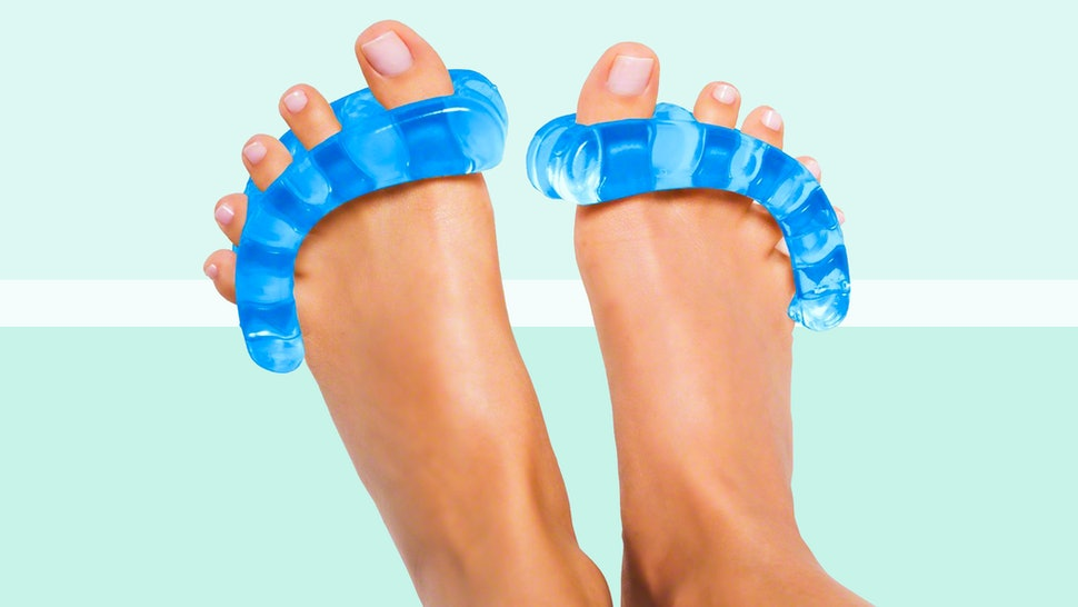 what are yoga toes good for
